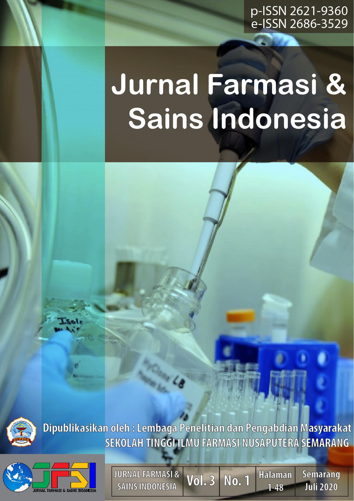 JFSI Vol. 3 No. 1